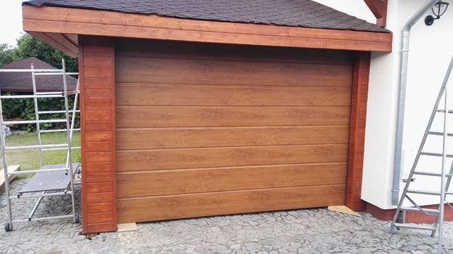Bramy garażowe producent