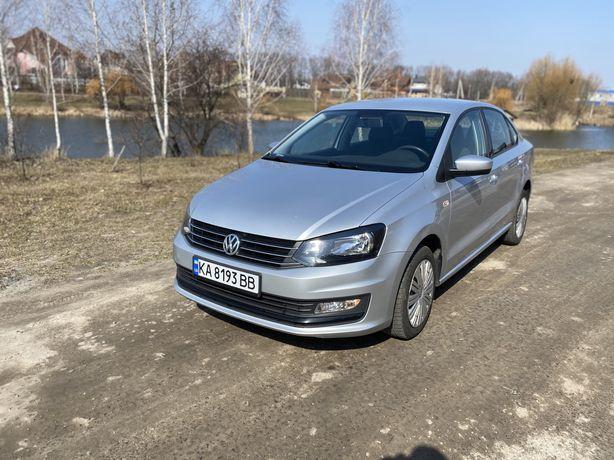 Volkswagen Polo. 2017. DSG. TSI 1.4