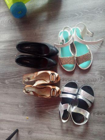 Обувь пара за 4 пары 150грн