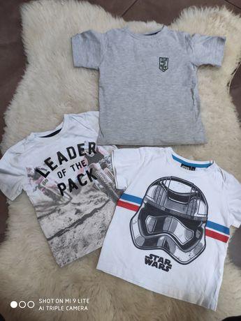 Koszulki t-shirt krótki rękaw Star Wars, Red is Nad, h&m