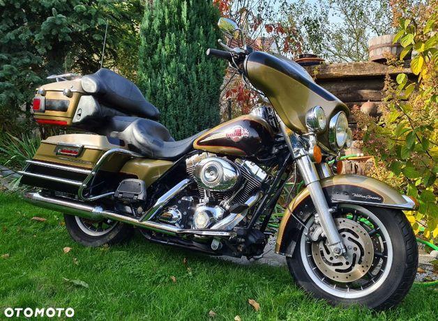 Harley-Davidson Electra Glide Ultra Classic Flhtcui 96 Cali Raty