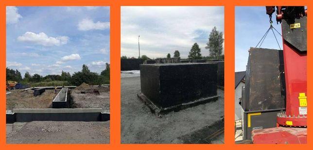 Zbiornik betonowy na gnojówkę 4 tys litrów szambo betonowe