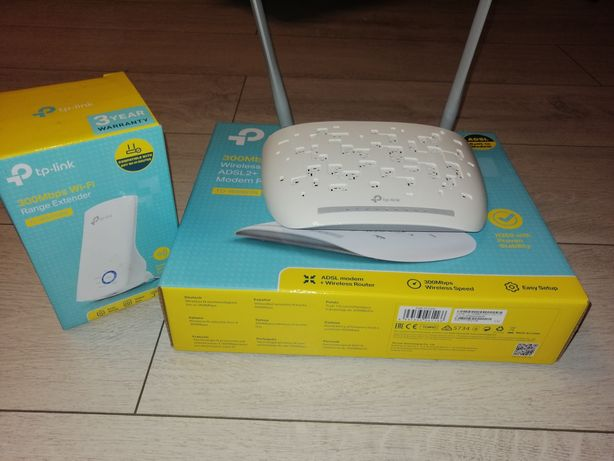 Router + extander