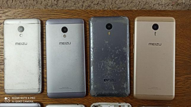 Meizu 3s/not2/not3/3max/pro5/u20 на запчасти