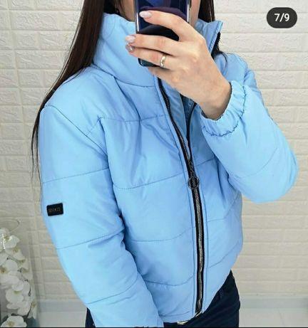 Куртка демісезонна нова