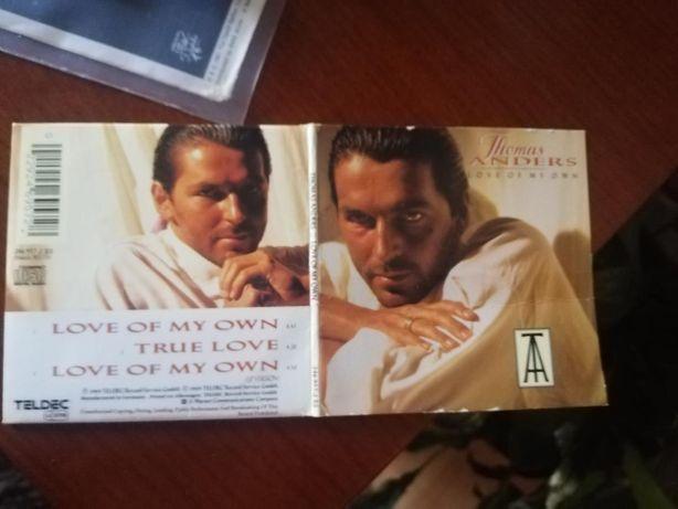 Thomas Anders mini cd 3 inch
