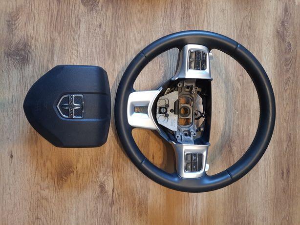 Kierownica Dodge challenger 2012 z poduszką