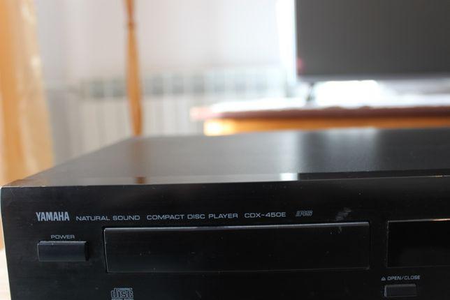 Odtwarzacz CD Yamaha