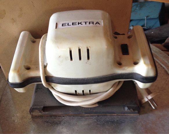 Ручная электрошлифовальная машина ELEKTRA (СССР)