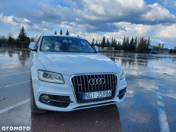 Audi Q5 Audi Q5 2,0 TFSI Quattro