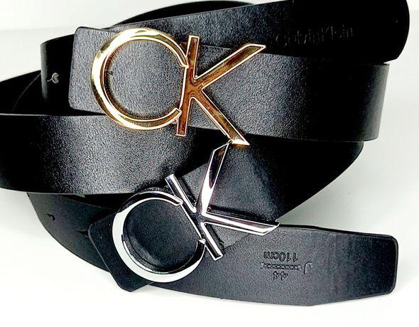Nowe paski   CK   Calvin  Klein srebny