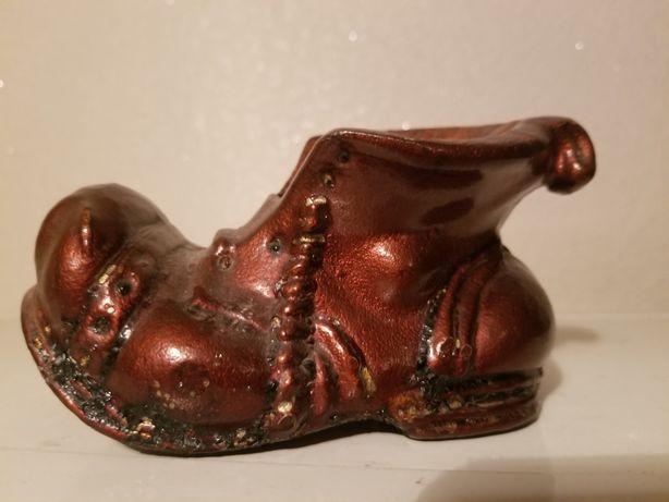 Пепельницу Ботинок алюминий