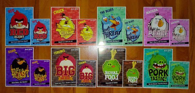 Karteczki Angry Birds - A5 i A6