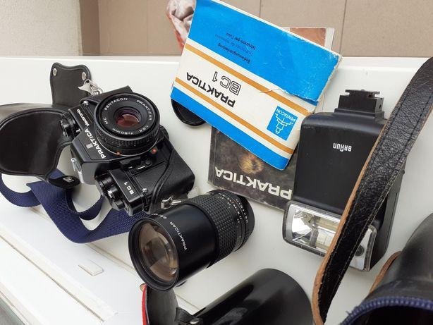 Aparat fotograficzny Praktica BC1