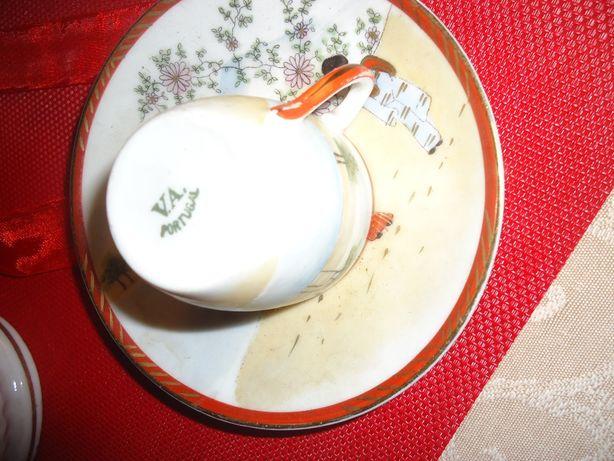 Chávena Vista Alegre em Casquinha de Ovo