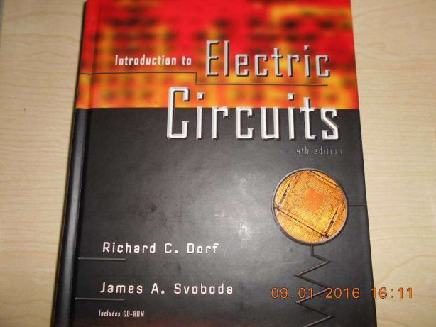 Electric Circuits de Dorf e Svoboda.