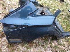 Ćwiartka błotnik tył tylny Hyundai i40