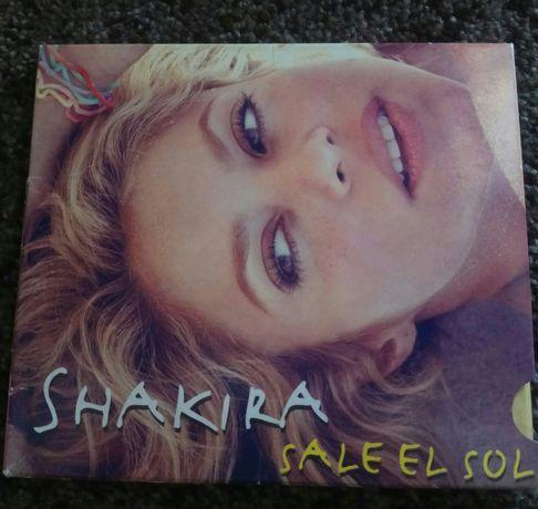Shakira - Sale Es Sol płyta