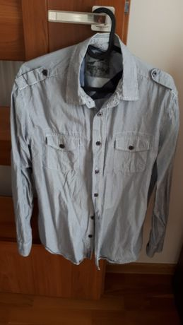 Koszula męska w paski Cropp rozmiar S