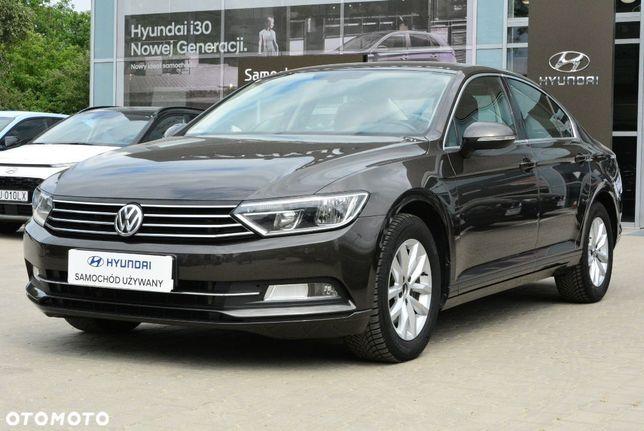 Volkswagen Passat 1.8 TSI 180KM Comfortline, Salon PL, Bezwypadkowy, Serwis, FV23%