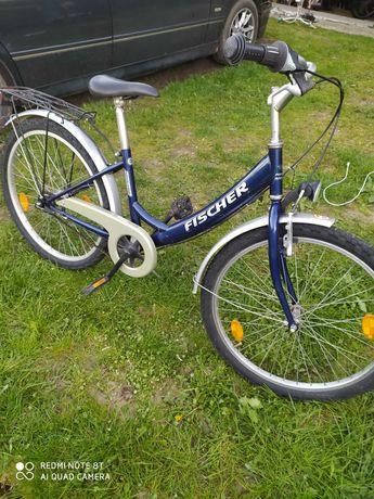 Велосипед підлідковий 24