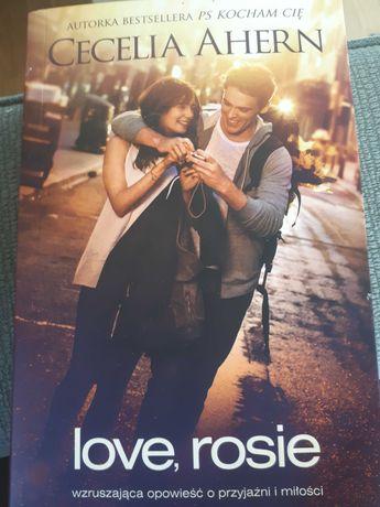 Książka,  love, rosie