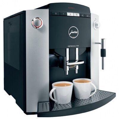 Кофемашина автоматическая Jura Impressa F50 Швейцария