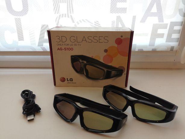 3D очки LG AG-S100