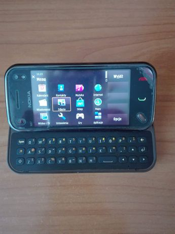 Telefon Nokia N97 mini - jak nowy!