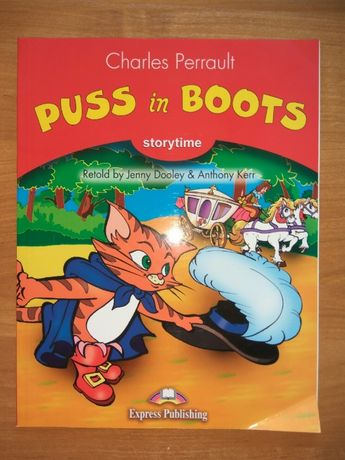 Readers Puss in Boots - Kot w butach