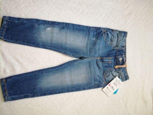 Chłopięce spodnie Reserved rozm 92/104