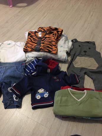 Ubranka dla chłopca, rozm 62