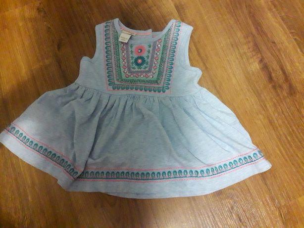 Sukienka niemowlaka