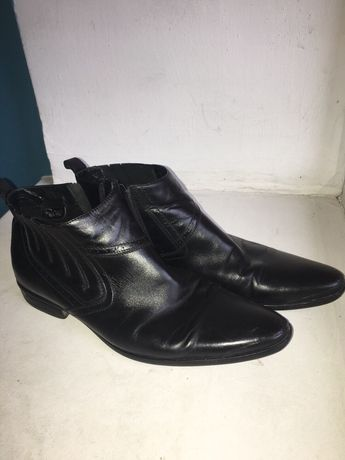Взуття чоловіче шкіра, 42р