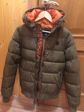Осінньо-зимова куртка