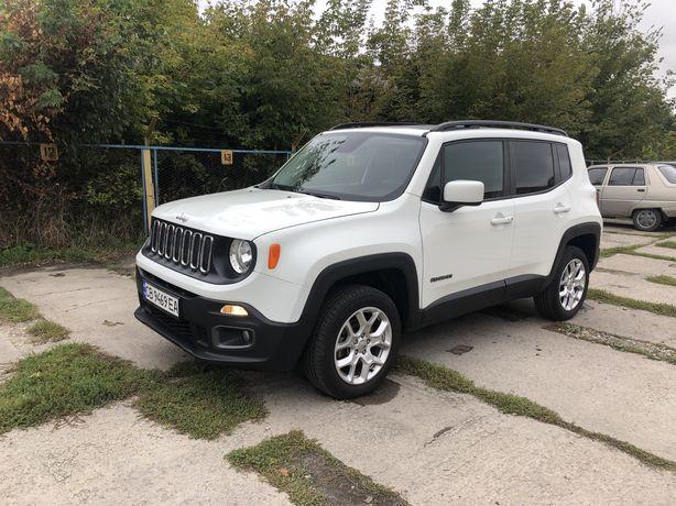 Продам Jeep Renegade 2016 год