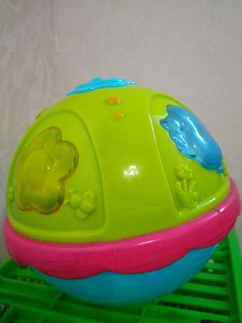 Игрушки для самых маленьких, музыкальная игрушка