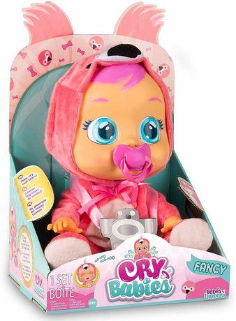 Кукла пупс плакса Cry Babies край бейби