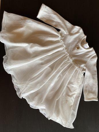 Sukienka na chrzest.