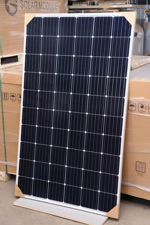 Сонячні панелі, солнечные батареи Longitech 315W монокристал