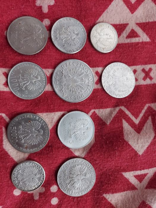 Stare monety Polskie Białogard - image 1