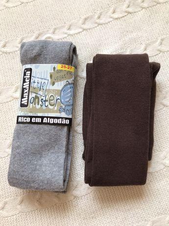 Collants / meia calça 3/4 anos