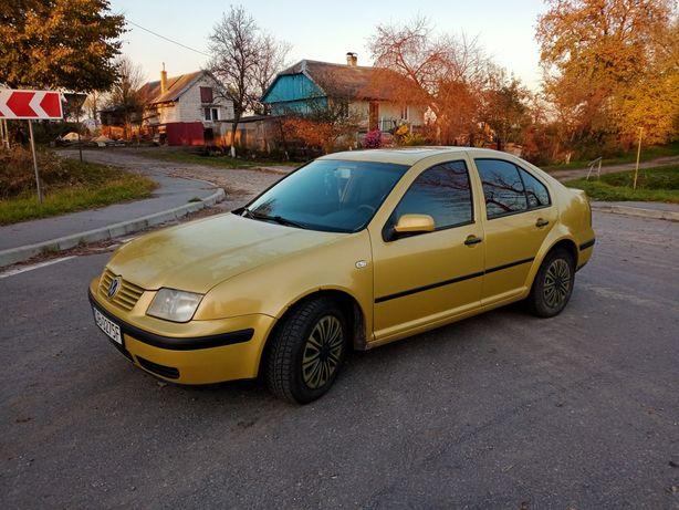 Volkswagen Bora 1.9TDI 1999