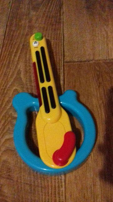 Гитара фирменная