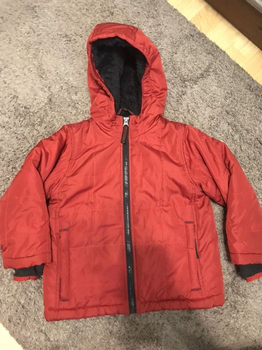 Зимняя теплая куртка Подгородное - изображение 1