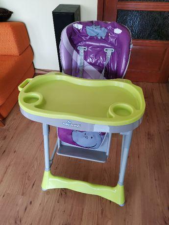 Krzesełko, krzesło do karmienia Baby Design Pepe Jungle