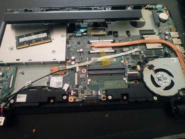 Portátil Toshiba LC 50 -C -242 , 15 polegadas( Varias peças )