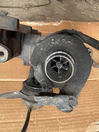 BMW E46 2.0D 136km turbosprężarka turbo