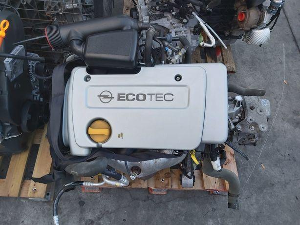 Motor opel astra 1.4 x14xe