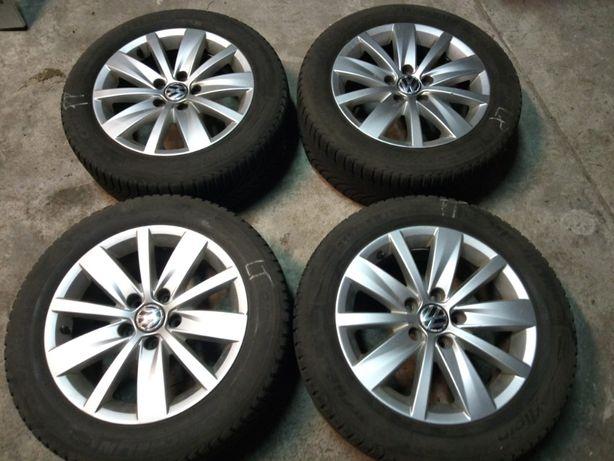 Koła aluminiowe VW 16 cali